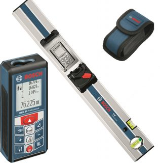 Лазерный дальномер Bosch GLM 80 + R 60 Professional