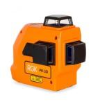 Лазерный уровень RGK PR-3D (в кейсе)
