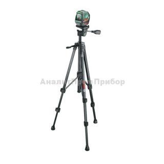 Лазер с перекрестными лучами Bosch PLL 2 (комплект)