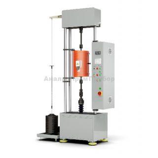Машина для испытаний на ползучесть и длительную прочность УТС-1300