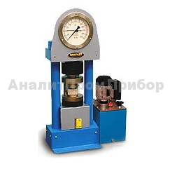 Машина для испытаний цемента на сжатие E155 (300 кН)