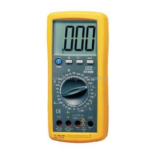 Мультиметр цифровой CEM DT-2008