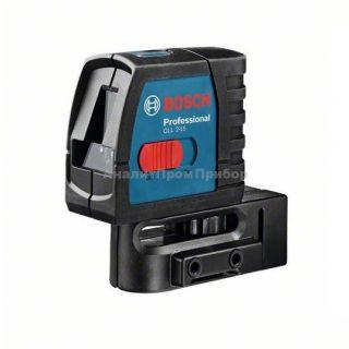 Построитель плоскостей Bosch GLL 2-15 Professional