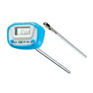 Термометр контактный цифровой CEM DT-130