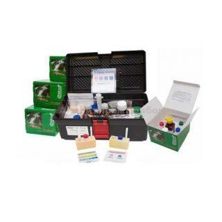 Тест-комплекты для экспресс-анализа воды и почвенных вытяжек