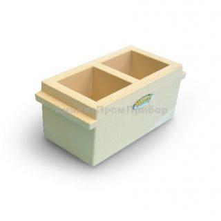 Форма куба 2ФК-100 пластиковая C232N