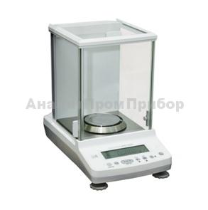 Весы аналитические ВЛ-124В (НПВ=120 г; d=0,0001 г)