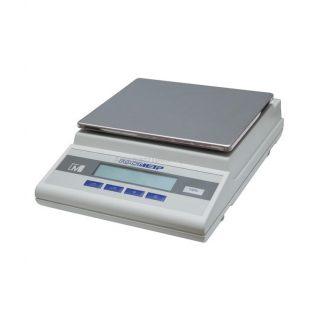 Весы лабораторные ВЛТЭ-2100Т (НПВ=2100 г; d=0,1 г)
