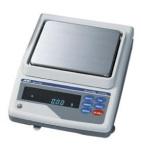 Весы лабораторные GX-2000 (НПВ=2100 г; d=0,01 г)