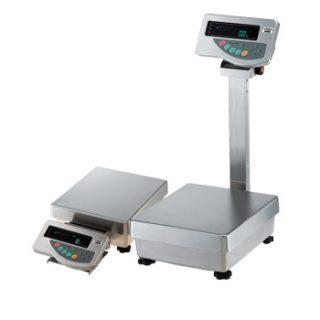 Весы лабораторные HJ-62KDSCE (НПВ=6200 г / 62 кг; d=0,1 г / 1 г)