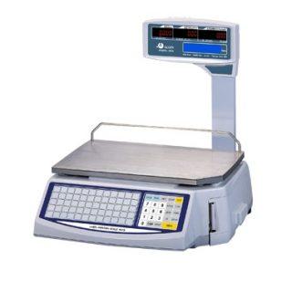 Весы с печатью этикеток Acom NETS-6 (НПВ=3/6 кг; d=1/2 г)