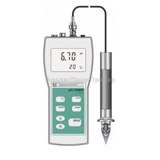 pН-метр pH-150МИ (с ножом для мяса)