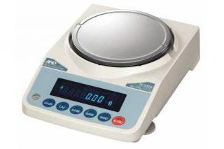 Лабораторные электронные весы AND DX-1200WP