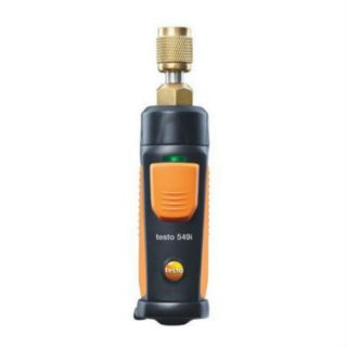 Testo 549i cмарт-зонд — манометр высокого давления с Bluetooth, управляемый со смартфона/планшета