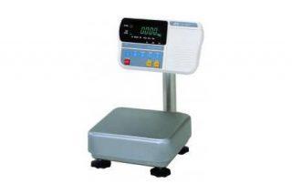 Фасовочные электронные пыле-влагозащищенные весы AND HV-15KGL