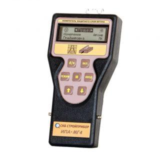 ИПА-МГ4 измеритель толщины защитного слоя бетона и расположения арматуры