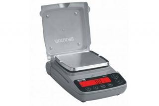 Лабораторные электронные весы Acculab VIC-610d2+гиря