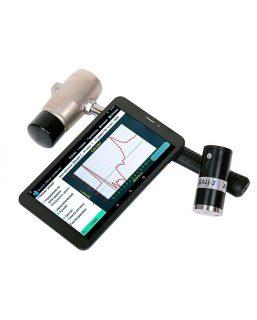 СПЕКТР-4.32 с молотком МДС-1 прибор диагностики свай