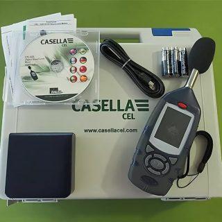 Casella CEL-620 шумомер