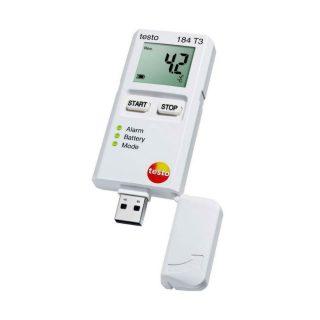 Testo 184 T3 логгер данных температуры