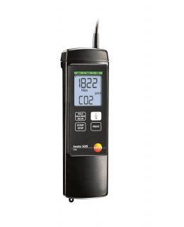 Testo 535 прибор измерительный концентрации CO2