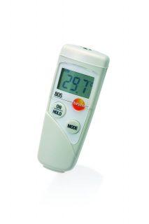 Testo 805 мини-термометр инфракрасный карманный с защитным чехлом TopSafe (комплект для быстрых измерений)