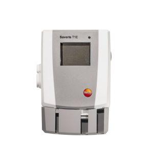 Testo Saveris T1 E зонд температуры 1-канальный Ethernet, с дисплеем