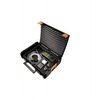 Testo 312-4 комплект базовый (дифференциальный манометр с дополнительными принадлежностями)