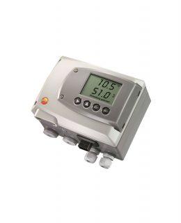 Testo 6651 трансмиттер температуры/влажности для критических условий окружающей среды