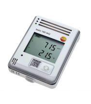 Testo 160 IAQ WiFi-логгер данных с дисплеем и встроенными сенсорами температуры, влажности, CO2 и атмосферного давления