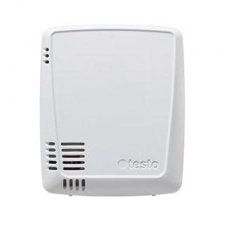 Testo 160 THE WiFi-логгер данных с интегрированным сенсором температуры/влажности и 2 разъёмами для подключения внешних зондов
