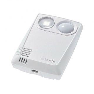 Testo 160 THL WiFi-логгер данных с интегрированными сенсорами температуры, влажности, освещённости и УФ-излучения
