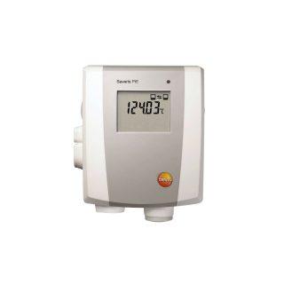 Testo Saveris Pt E — Ethernet зонд температуры 1-канальный, с дисплеем