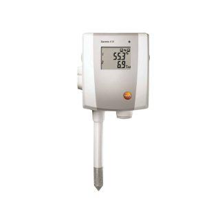 Testo Saveris H1 E — Ethernet зонд 2-канальный температуры/влажности, с дисплеем