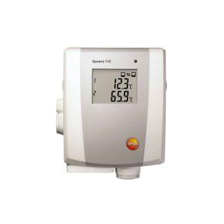 Testo Saveris T4 E — Ethernet зонд температуры 4-канальный, с дисплеем