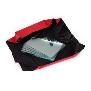 Пластины стандартные стеклянные для испытаний (10 шт.)