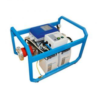 TDM 200 измеритель давления и протока жидкости портативный