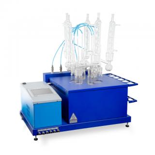 ЛинтеЛ ТОСМ-10 аппарат для определения стабильности масел против окисления