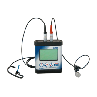SV 102 шумомер двухканальный, дозиметр шума, анализатор спектра