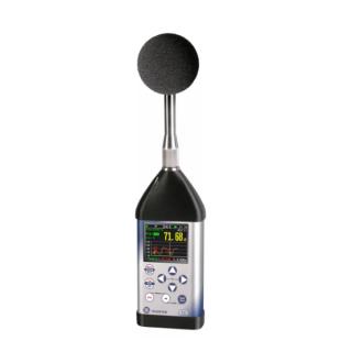 SVAN 979 шумомер, виброметр, анализатор спектра