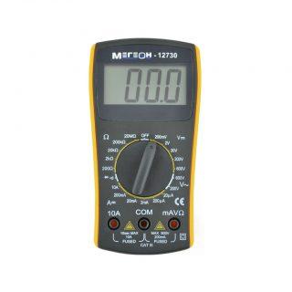 МЕГЕОН 12730 мультиметр цифровой