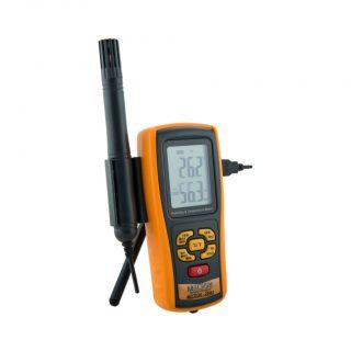 МЕГЕОН 20061 термогигрометр с выносным зондом и термопарой К-типа