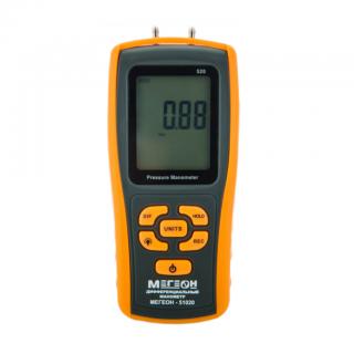 МЕГЕОН 51020 манометр цифровой