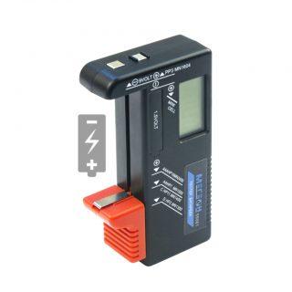 МЕГЕОН 55061 тестер батареек