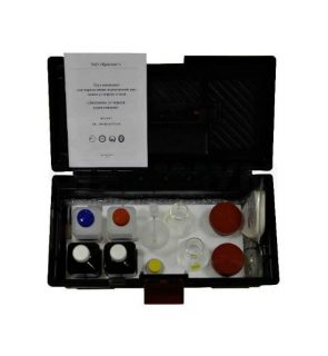 «Двуокись углерода агрессивная» тест-комплект