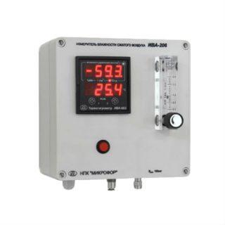 ИВА-208 имеритель влажности сжатого воздуха и технологических газов