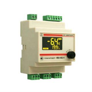 ИВА-6Б2-К-DIN термогигрометр