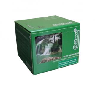 «Кальций и магний в водной вытяжке» тест-комплект