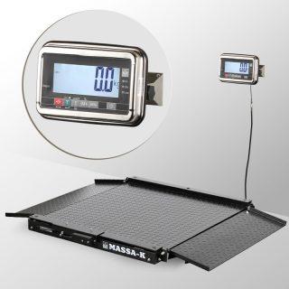 4D-LA-2-1000-AB весы низкопрофильные