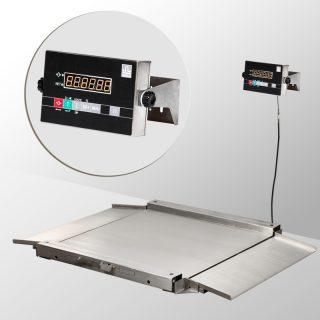 4D-LA.S-2-1000-AB весы низкопрофильные